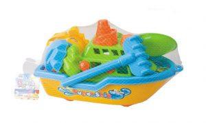 Набор для игр с песком и водой Hualian Toys Кораблик 8138