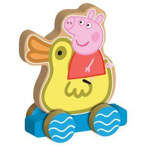 Игровой набор Каталка Пеппа на уточке Peppa Pig 24444