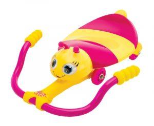 Детская каталка Twisti Lady Buzz с механическим управлением 25073661