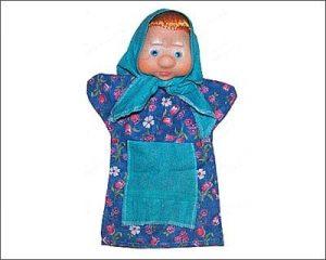 Кукла перчатка Бабушка 11010