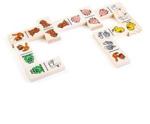 Домино Животные 5555-1