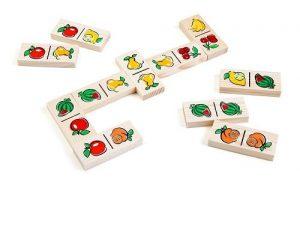 Домино Фрукты ягоды 5555-5