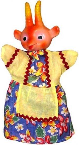 Кукла перчатка Коза 11024