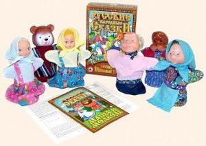 Кукольный театр Маша и медведь 11203