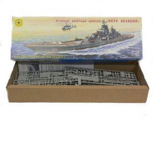 Атомный крейсер Петр великий 170048