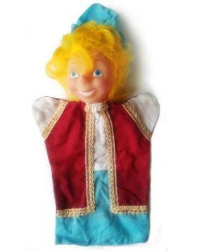 Кукла перчатка Петрушка 11036