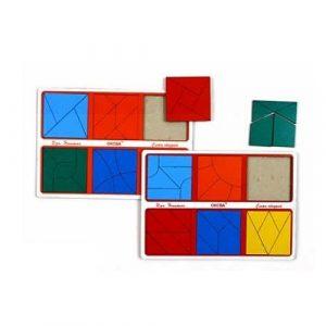 Сложи квадрат 3 уровень Эконом