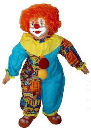 Кукла Клоун Большой 69см 16134