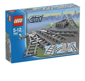 Игрушка LEGO City Железнодорожные стрелки 7895
