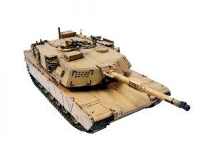 Радиоуправляемый танк Abrams М1А1 RC6367