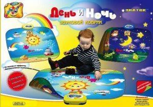 Звуковой коврик День и ночь SLW 9820