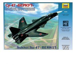 Самолет Су 47 Беркут 7215