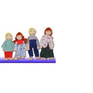 Семейка 4 человека VT9372