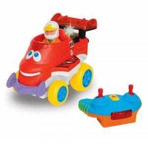 Развивающая игрушка Забавный автомобильчик радиоуправляемый 041384