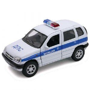 Модель машины Chevrolet Niva Милиция ДПС 42379РВ