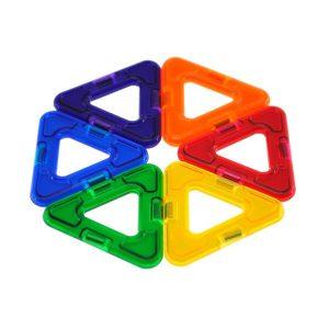 Магнитный конструктор Magformers Набор треугольники 60001 63101