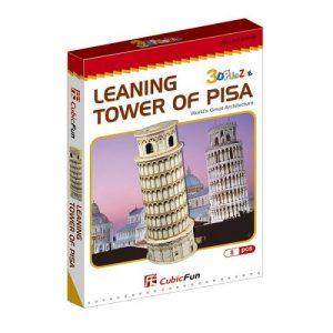 Игрушка Пизанская башня Италия мини серия S3008 3+