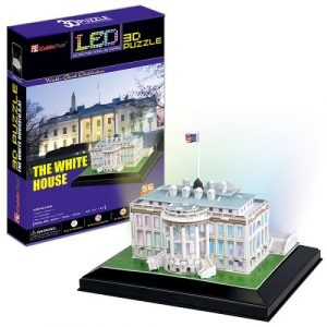Белый дом с иллюминацией Вашингтон L504h