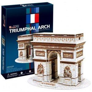 Игрушка Триумфальная арка Париж С045h