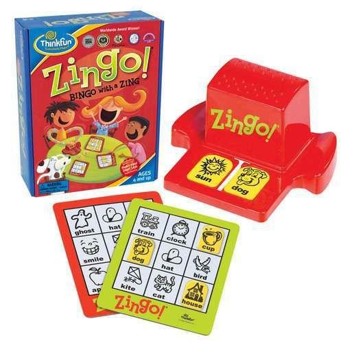 Детское лото Обучайка Zingo 7700 RU