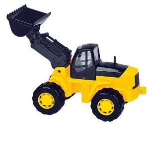 Автомобиль трактор-погрузчик Умелец 35400