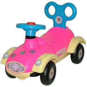 Автомобиль каталка для девочек Сабрина 7970