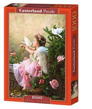 Пазл Castorland Поцелуй Ангела 1000 деталей С-102297
