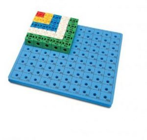 Доска для набора GIGO Занимательные кубики 1017С 58310