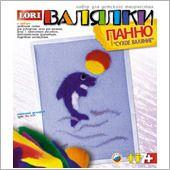 Панно Цирковой дельфин Фг-024