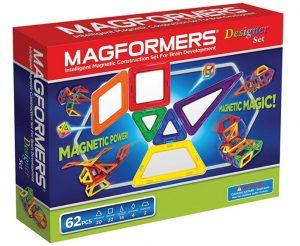 Магнитный конструктор Magformers Designer set 63081 703002