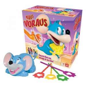 Настольная игра Охота на мышку 30553 30549