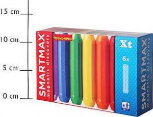 Магнитный конструктор SmartMax BONDIBON Дополнительный набор 6 длинных палочек 104 ВВ0875