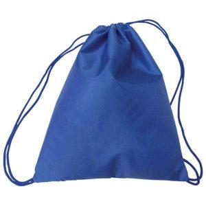 Мешок для обуви синий 1 отделение М10_1203