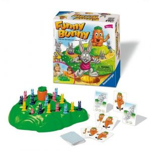 Настольная игра Выдерни морковку 210732