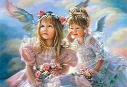 Пазл Castorland Ангелы 500 деталей В-51762 9+