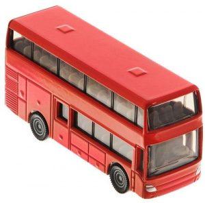 SIKU Двухэтажный автобус 1321