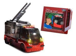 Игрушка- Пожарная машина с книжкой и пультом 9112001