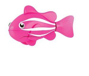 РобоРыбка Клоун (розовая) 2501-2