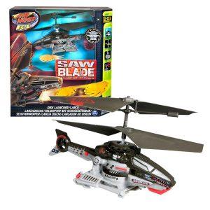 Игрушка AIR HOGS Вертолет стреляющий дисками 44427