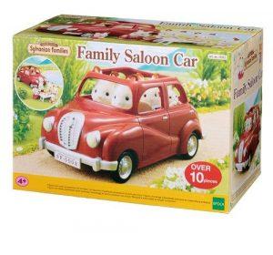 Игровой набор Sylvanian Families Семейный автомобиль красный 2002