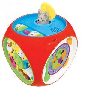 Развивающая игрушка Мультикуб 049775