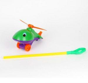 Игрушка каталка Вертолет У499