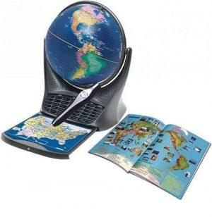 Интерактивный глобус с голосовой поддержкой SG18