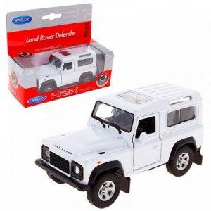 Игрушка модель машины 1:34-39 Land Rover Defender 42392