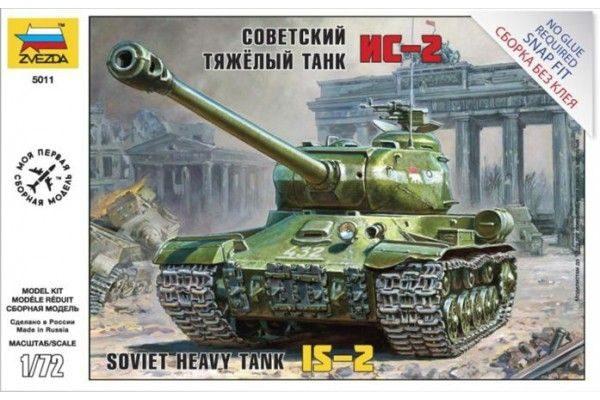 Советский тяжелый танк Ис-2 5011