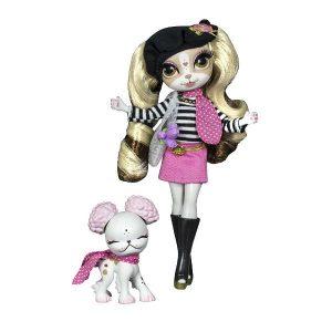 Кукла с питомцем Pinkie Cooper Путешественница в ассотрименте 33040