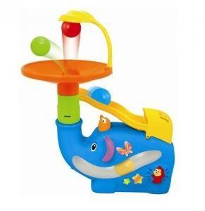 Развивающая игрушка Забавный слон с шарами KID 049460