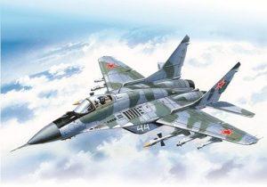 Игрушка Современный российский фронтовой истребитель 207280