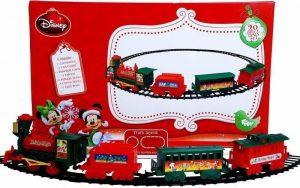 Железная дорога CHRISTMAS DISNEY MICKEY MOUS 60654