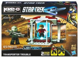KRE-O STAR TREK Телепорт А3140